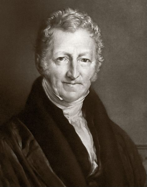 Thomas Robert Malthus - Economist