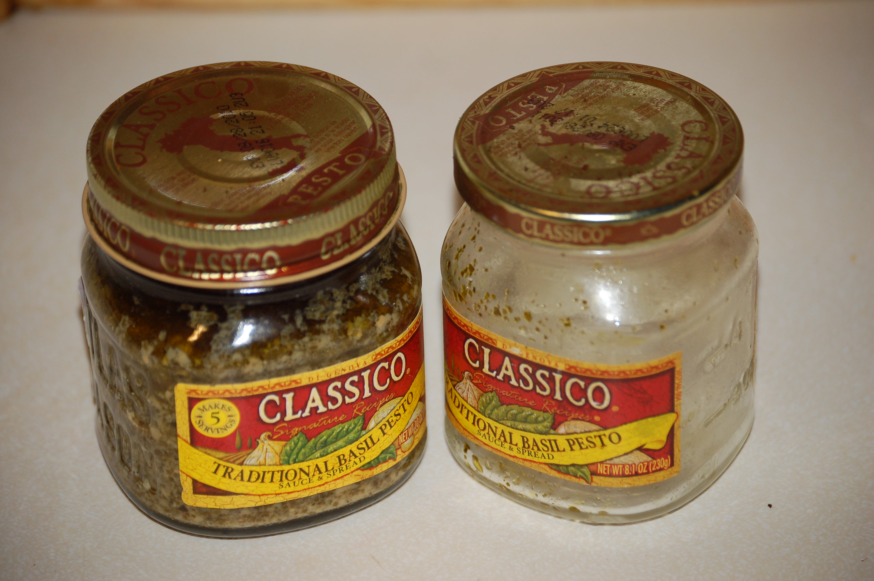 Honey, They Shrunk The Pesto! | Musings from the Chiefio