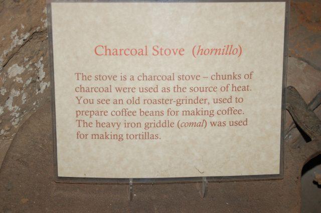 Hornillo Description