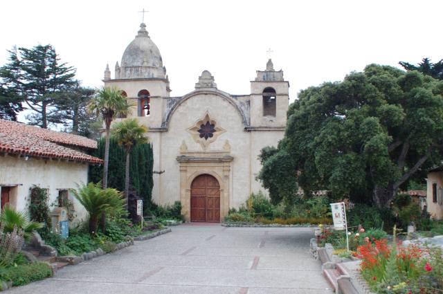 Mission at Carmel
