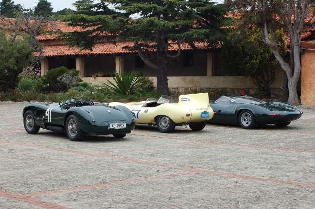 Three Caballeros Jaguars