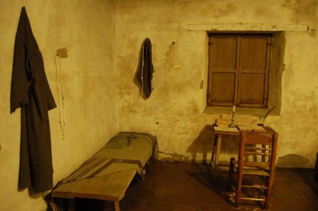 Fr. Juniper Serra room