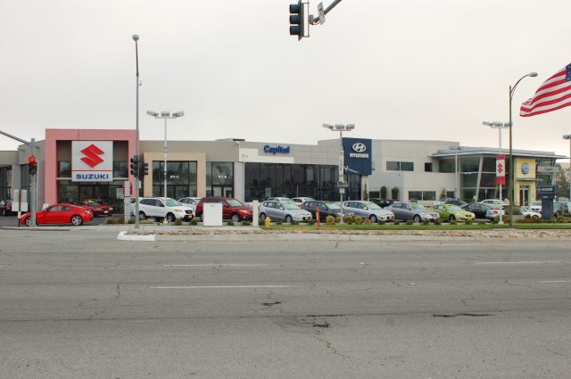 Suzuki, Hyundai, VW Dealer