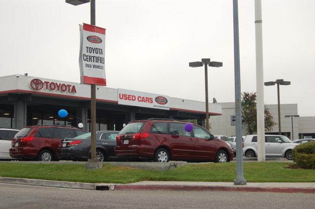 Toyota Lot #2 - Used Cars