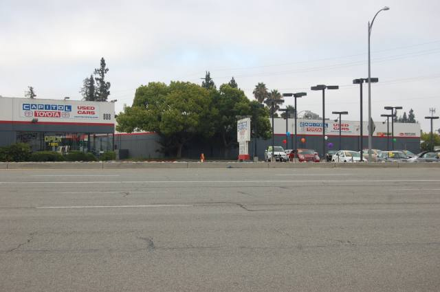 Toyota Lot #3 - Used Cars