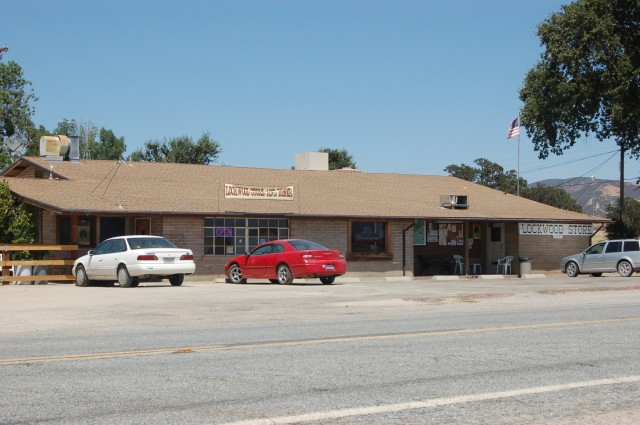 Lockwood Store and Diner