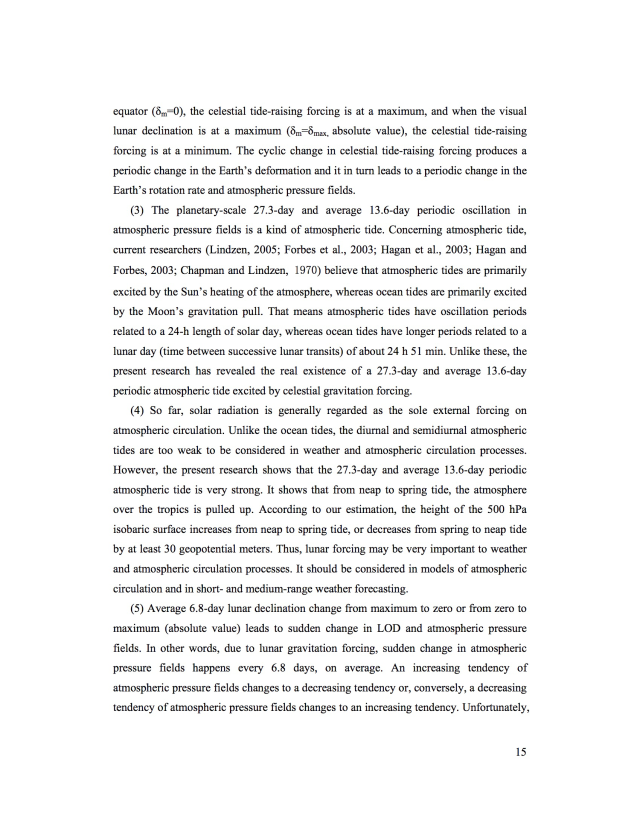 Lunar Air Tides Page 15