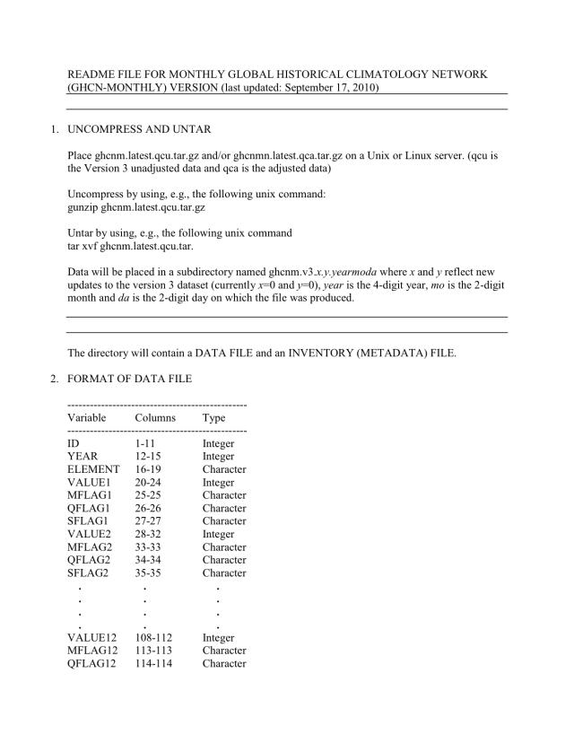 "PNG preview version of GHCNv3 ""README.pdf"""
