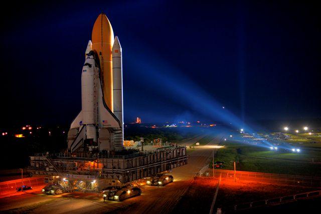NASA Prepares To Launch ... Again ... and Again