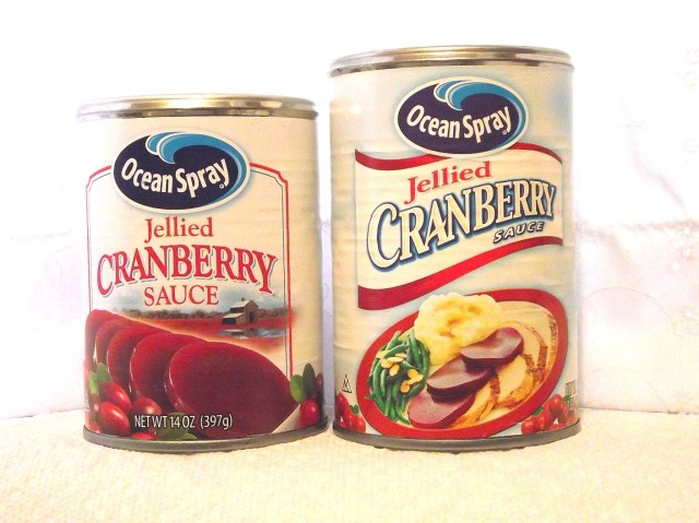 Ocean Spray Trims 2 Ounces From The Can