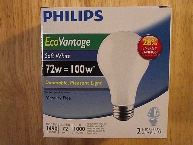 EcoVantage Bulb Package