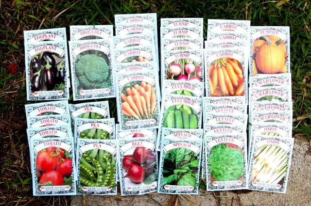 A collection of seed packages