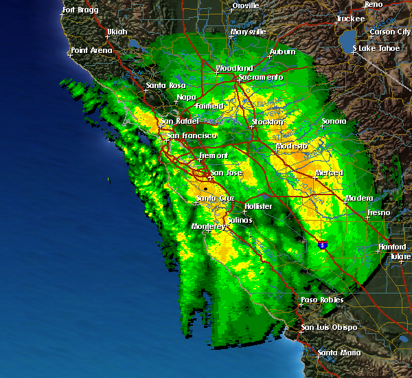 SFO 4 June 2011 Composite Reflectivity