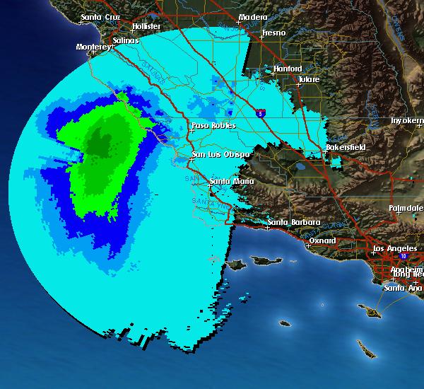 VB Santa Maria 4 June 2011 Total Precipicpitation