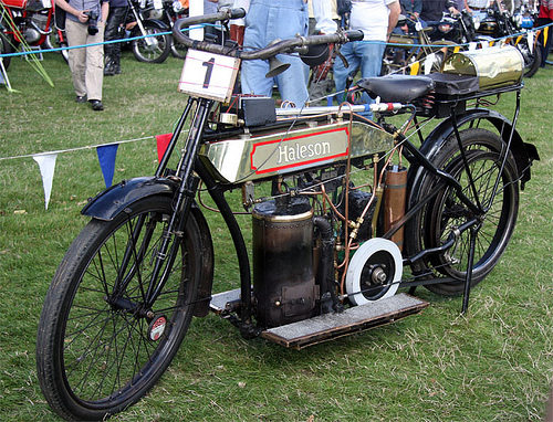 Haleson Motorcycle - see link for attribution