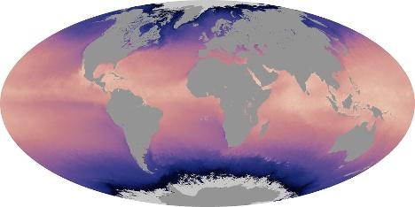 Sea Surface Temps C October 2011