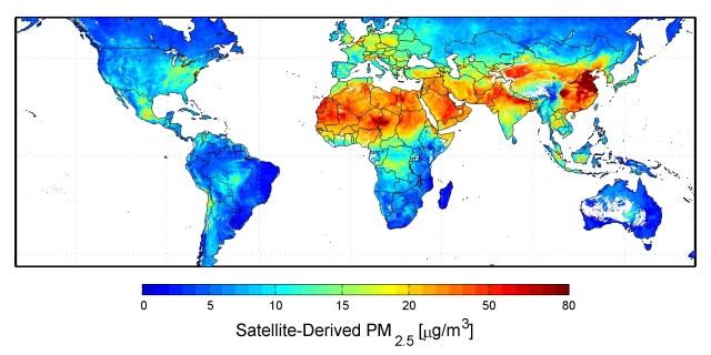 Global Fine Particulates
