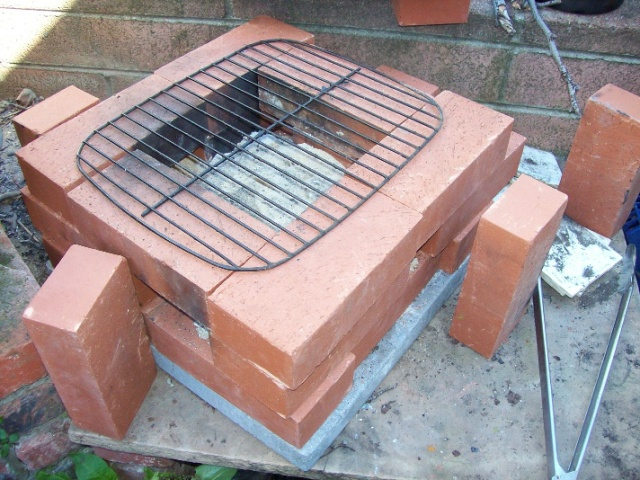POB Grill As Built