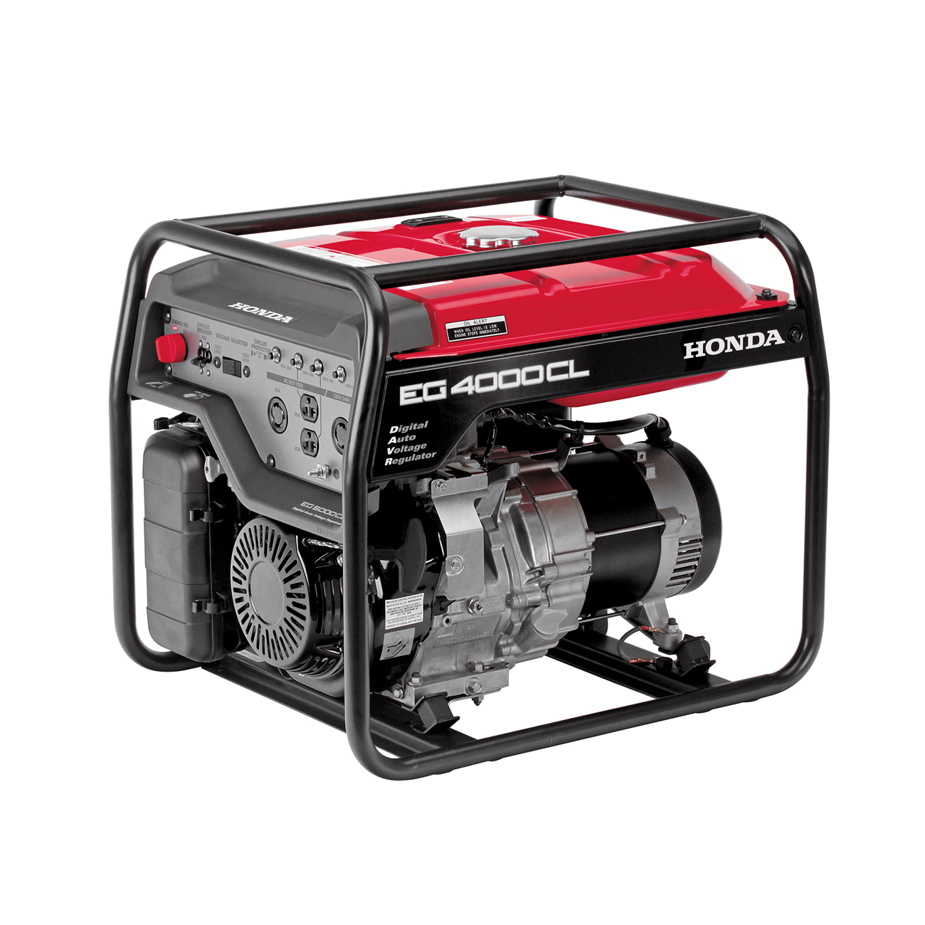 Natural Gas Generator For Home With Honda Engine