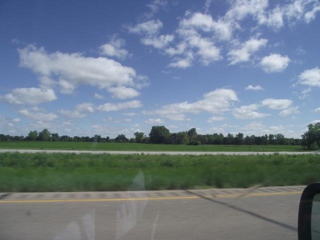 Nebraska nearing 10 am