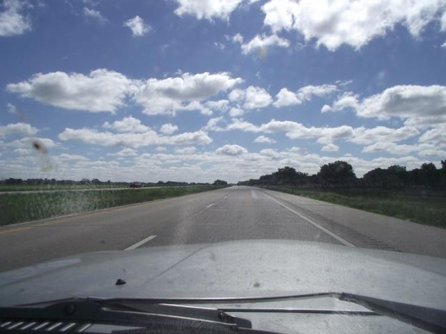 Nebraska a bit before lunch