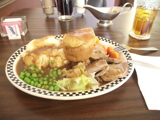 Sunday Roast of Lamb