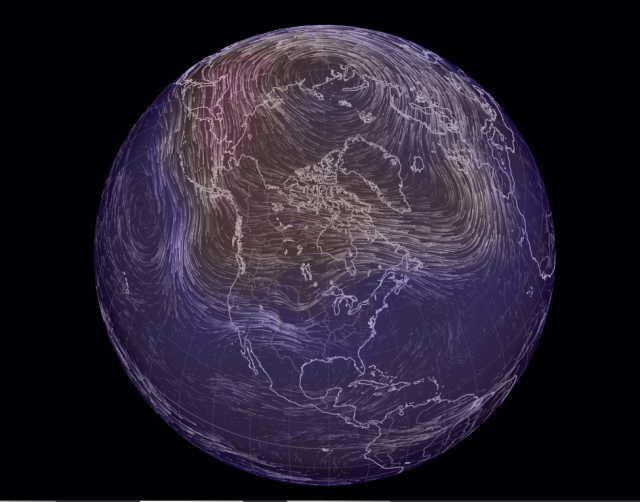 Gonzalo temps and the Stratosphere at 70 hP