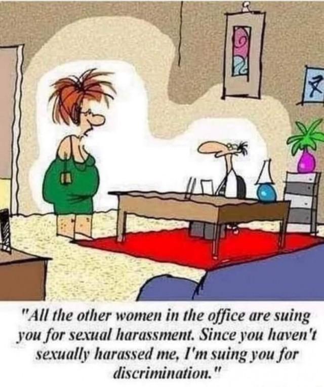 Harassment Descrimination