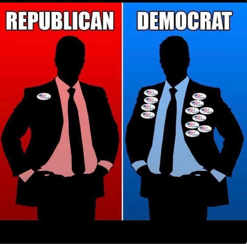 Vote Early & Vote Often Dems