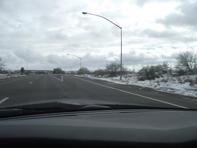 I-10 near Tucson