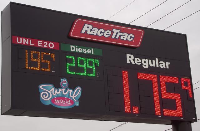 Louisiana Gas Prices Jan 2019