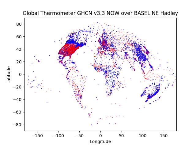 Hadley Baseline vs Now smaller dot size