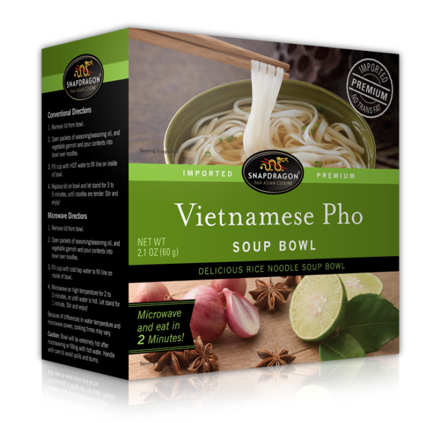 Snapdragon Pho Bowl