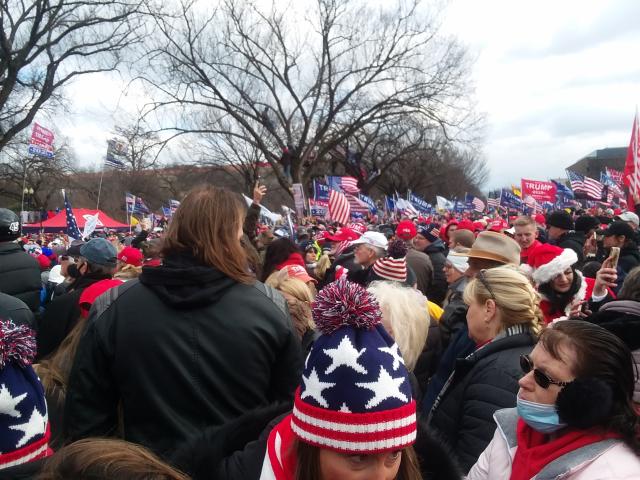 Trump Supporters Random