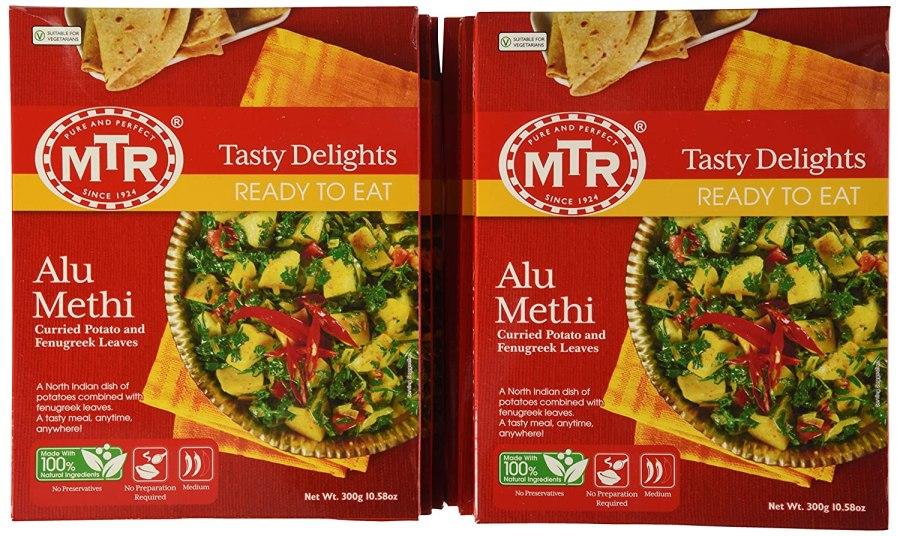 MTR Alu Methi